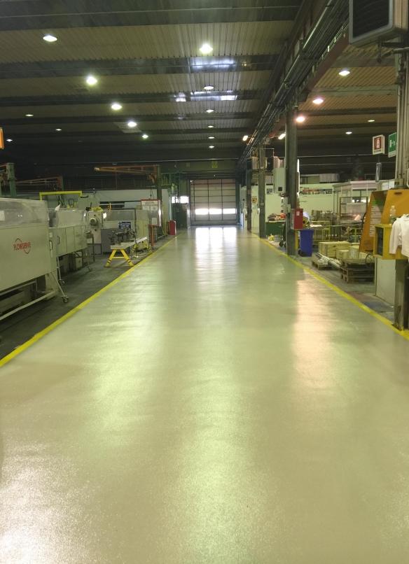 Industria Meccanica<br>Flowserve Caserta