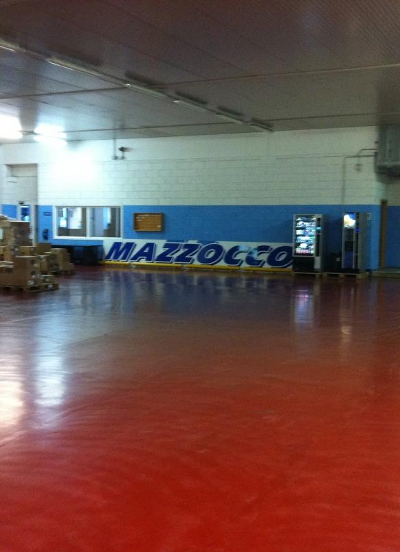 Logistica<br>Mazzocco Roma
