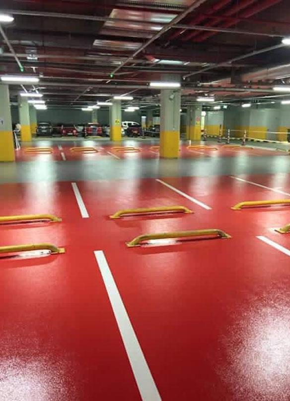 Parcheggio<br>Montecarlo