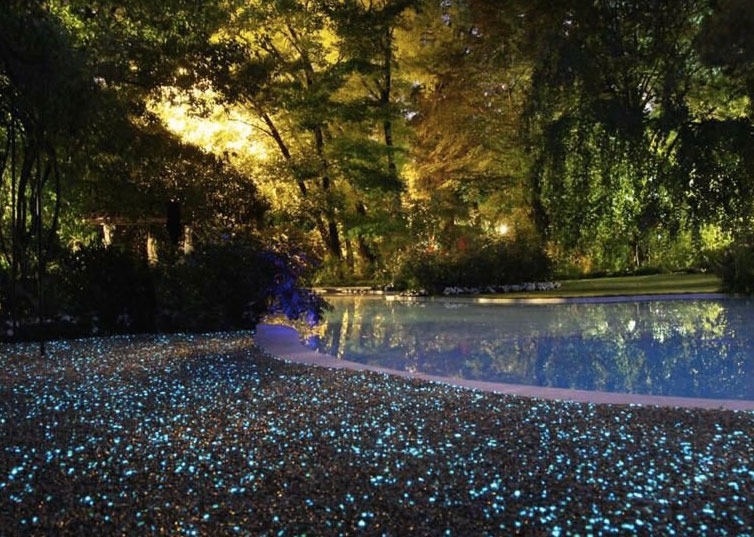 Fotoluminescenza Pavimentazione 8