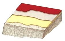 Poliuretano cemento Autolivellante