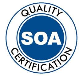 SOA in fase di certificazione