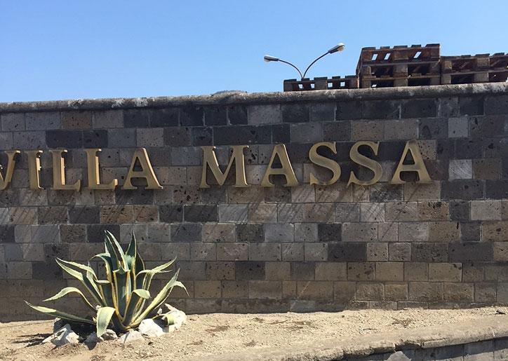 Glowapp e Villa Massa
